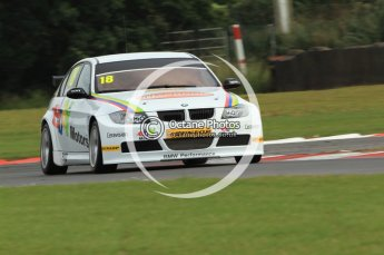 © Octane Photographic Ltd. 2011. British Touring Car Championship – Snetterton 300, Nick Foster - BMW320i - WSR. Saturday 6th August 2011. Digital Ref : 0121CB7D8740