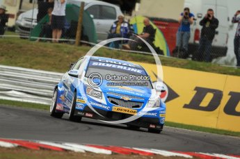 © Octane Photographic Ltd. 2011. British Touring Car Championship – Snetterton 300, Jason Plato - Chevrolet Cruze - Silverline. Saturday 6th August 2011. Digital Ref : 0121CB7D9618