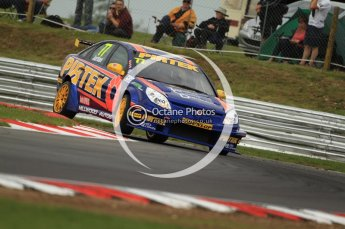 © Octane Photographic Ltd. 2011. British Touring Car Championship – Snetterton 300, Andrew Jordan - Vauxhall Vectra - Pirtek Racing. Saturday 6th August 2011. Digital Ref : 0121CB7D9703
