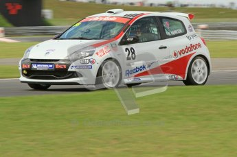 © 2011 Octane Photographic Ltd. Clio Cup - Snett - 6th August 2011. Nicholas Hamilton. Digital Ref : 0224lw7d0112