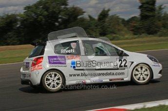 © 2011 Octane Photographic Ltd. Clio Cup - Snett - 6th August 2011. Digital Ref : 0224lw7d0484