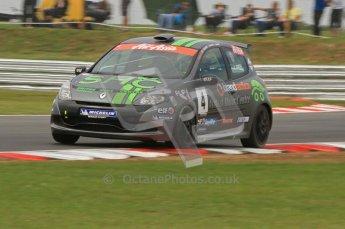 © 2011 Octane Photographic Ltd. Clio Cup - Snett - 6th August 2011. Digital Ref : 0224lw7d0961
