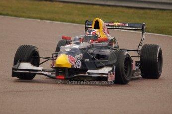 World © Octane Photographic Ltd/ Carl Jones. Daniil Kvyat Formula Renault 2.0 - Rockingham 12th November 2011 Digital ref : 0876cjsony05259.jpg
