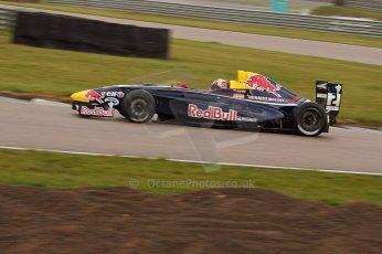 World © Octane Photographic Ltd/ Carl Jones. Daniil Kvyat Formula Renault 2.0 - Rockingham 12th November 2011 Digital ref : 0876cjsony05269.jpg