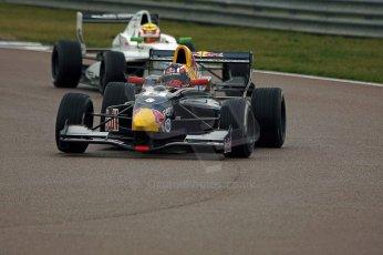 World © Octane Photographic Ltd/ Carl Jones. Daniil Kvyat Formula Renault 2.0 - Rockingham 12th November 2011 Digital ref : 0876cjsony05564.jpg