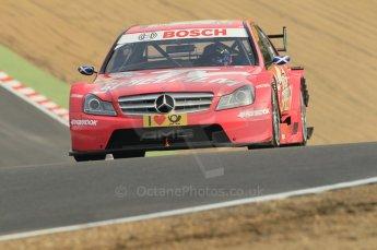 © Octane Photographic Ltd. 2011. DTM Round 7– Brands Hatch. Practice 1. Friday 2nd September 2011. Digital Ref : 0171CB1D1225