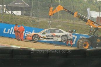 © Octane Photographic Ltd. 2011. DTM Round 7– Brands Hatch. Practice 1. Friday 2nd September 2011. Digital Ref : 0171CB1D1262