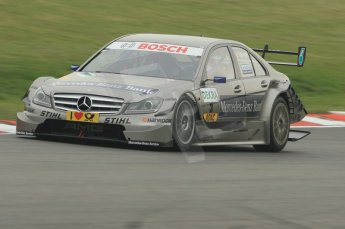 © Octane Photographic Ltd. 2011. DTM Round 7– Brands Hatch. Practice 1. Friday 2nd September 2011. Digital Ref : 0171CB1D1279