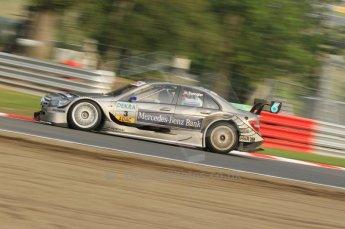 © Octane Photographic Ltd. 2011. DTM Round 7– Brands Hatch. Practice 1. Friday 2nd September 2011. Digital Ref : 0171CB7D1034