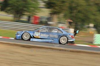 © Octane Photographic Ltd. 2011. DTM Round 7– Brands Hatch. Practice 1. Friday 2nd September 2011. Digital Ref : 0171CB7D1042
