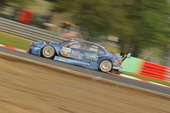 © Octane Photographic Ltd. 2011. DTM Round 7– Brands Hatch. Practice 1. Friday 2nd September 2011. Digital Ref : 0171CB7D1096