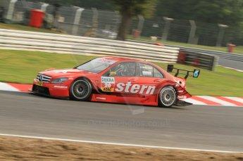 © Octane Photographic Ltd. 2011. DTM Round 7– Brands Hatch. Practice 1. Friday 2nd September 2011. Digital Ref : 0171CB7D1111