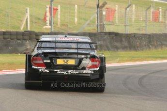 © Octane Photographic Ltd. 2011. DTM Round 7– Brands Hatch. Practice 1. Friday 2nd September 2011. Digital Ref : 0171CB7D1133