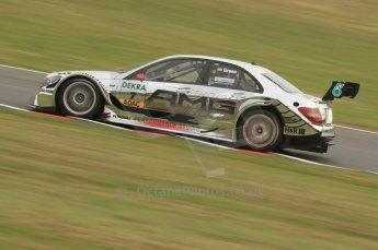 © Octane Photographic Ltd. 2011. DTM Round 7– Brands Hatch. Practice 1. Friday 2nd September 2011. Digital Ref : 0171CB7D1329