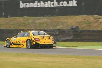 © Octane Photographic Ltd. 2011. DTM Round 7– Brands Hatch. Practice 1. Friday 2nd September 2011. Digital Ref : 0171CB7D1349
