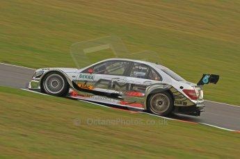 © Octane Photographic Ltd. 2011. DTM Round 7– Brands Hatch. Practice 1. Friday 2nd September 2011. Digital Ref : 0171CB7D1412