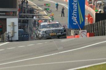 © Octane Photographic Ltd. 2011. DTM Round 7– Brands Hatch. Practice 2. Friday 2nd September 2011. Digital Ref : 0172CB1D1660