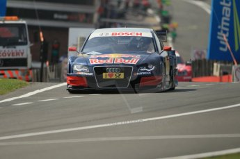 © Octane Photographic Ltd. 2011. DTM Round 7– Brands Hatch. Practice 2. Friday 2nd September 2011. Digital Ref : 0172CB1D1696