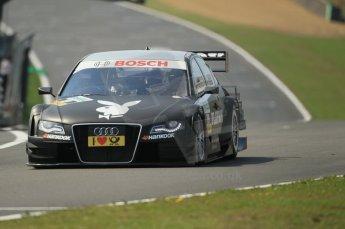 © Octane Photographic Ltd. 2011. DTM Round 7– Brands Hatch. Practice 2. Friday 2nd September 2011. Digital Ref : 0172CB1D1747