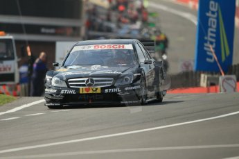 © Octane Photographic Ltd. 2011. DTM Round 7– Brands Hatch. Practice 2. Friday 2nd September 2011. Digital Ref : 0172CB1D1813