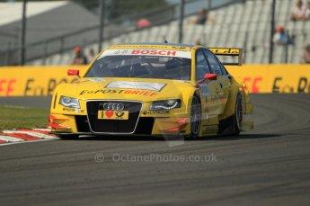 © Octane Photographic Ltd. 2011. DTM Round 7– Brands Hatch. Practice 2. Friday 2nd September 2011. Digital Ref : 0172CB1D2082