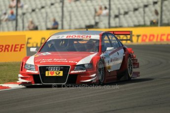 © Octane Photographic Ltd. 2011. DTM Round 7– Brands Hatch. Practice 2. Friday 2nd September 2011. Digital Ref : 0172CB1D2087