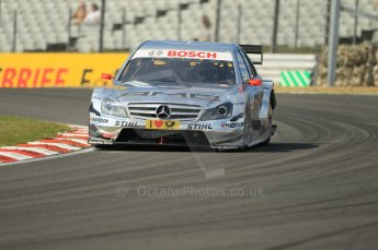© Octane Photographic Ltd. 2011. DTM Round 7– Brands Hatch. Practice 2. Friday 2nd September 2011. Digital Ref : 0172CB1D2092