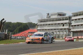 © Octane Photographic Ltd. 2011. DTM Round 7– Brands Hatch. Practice 2. Friday 2nd September 2011. Digital Ref : 0172CB7D1597