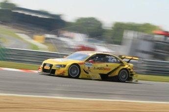 © Octane Photographic Ltd. 2011. DTM Round 7– Brands Hatch. Practice 2. Friday 2nd September 2011. Digital Ref : 0172CB7D1661