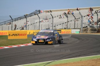 © Octane Photographic Ltd. 2011. DTM Round 7– Brands Hatch. Practice 2. Friday 2nd September 2011. Digital Ref : 0172CB7D1762