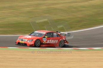 © Octane Photographic Ltd. 2011. DTM Round 7– Brands Hatch. Practice 2. Friday 2nd September 2011. Digital Ref : 0172CB7D1818