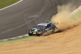 © Octane Photographic Ltd. 2011. DTM Round 7– Brands Hatch. Practice 2. Friday 2nd September 2011. Digital Ref : 0172CB7D1866