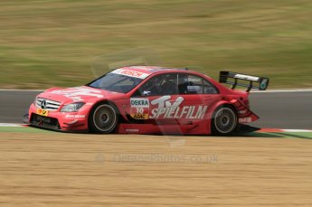 © Octane Photographic Ltd. 2011. DTM Round 7– Brands Hatch. Practice 2. Friday 2nd September 2011. Digital Ref : 0172CB7D1882