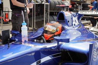 © Octane Photographic Ltd. 2011. European Formula1 GP, Friday 24th June 2011. GP2 Practice. Max Chilton - Carlin. Digital Ref: 0082CB1D6237
