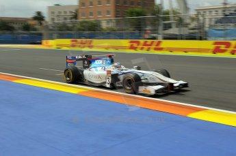 © Octane Photographic Ltd. 2011. European Formula1 GP, Friday 24th June 2011. GP2 Practice. Charles Pic - Barwa Addax Team. Digital Ref: 0082CB1D6313