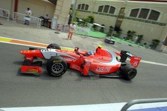 © Octane Photographic Ltd. 2011. European Formula1 GP, Friday 24th June 2011. GP2 Practice. Jolyon Palmer - Arden International. Digital Ref: 0082CB1D6346