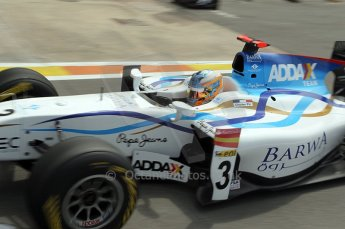 © Octane Photographic Ltd. 2011. European Formula1 GP, Friday 24th June 2011. GP2 Practice. Charles Pic - Barwa Addax Team. Digital Ref: 0082CB1D6385