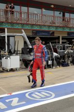 © Octane Photographic Ltd. 2011. European Formula1 GP, Friday 24th June 2011. GP2 Practice. Josef Kral - Arden International. Digital Ref: 0082CB1D6456