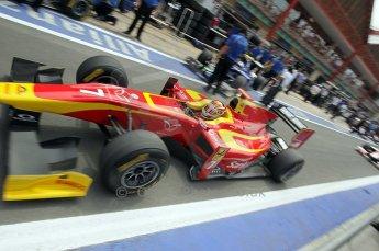 © Octane Photographic Ltd. 2011. European Formula1 GP, Friday 24th June 2011. GP2 Practice. Dani Clos - Racing Engineering. Digital Ref: 0082CB1D6496