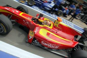 © Octane Photographic Ltd. 2011. European Formula1 GP, Friday 24th June 2011. GP2 Practice. Dani Clos - Racing Engineering. Digital Ref: 0082CB1D6499