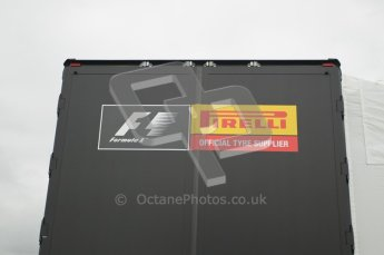 © Octane Photographic Ltd. 2011. European Formula1 GP, Friday 24th June 2011. Formula 1 paddock. General Atmosphere Digital Ref:  0086CB1D6138