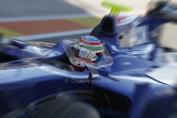 © Octane Photographic Ltd. 2011. European Formula1 GP, Sunday 26th June 2011. GP2 Sunday race. Digital Ref: 0090CB1D8999