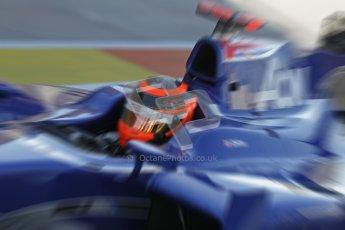 © Octane Photographic Ltd. 2011. European Formula1 GP, Sunday 26th June 2011. GP2 Sunday race. Sam Bird - iSport International. Digital Ref:  0090CB1D9004