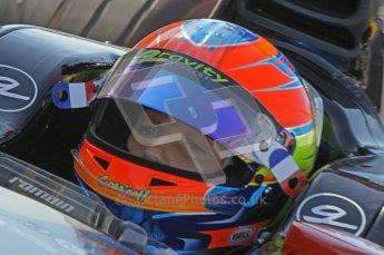 © Octane Photographic Ltd. 2011. European Formula1 GP, Sunday 26th June 2011. GP2 Sunday race. Romain Grosjean - DAMS. Digital Ref:  0090CB1D9034