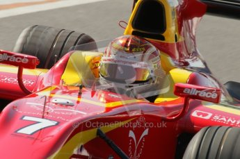 © Octane Photographic Ltd. 2011. European Formula1 GP, Sunday 26th June 2011. GP2 Sunday race. Dani Clos - Racing Engineering. Digital Ref: 0090CB1D9036