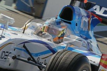 © Octane Photographic Ltd. 2011. European Formula1 GP, Sunday 26th June 2011. GP2 Sunday race. Charles Pic - Barwa Addax Team. Digital Ref:  0090CB1D9038
