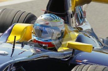 © Octane Photographic Ltd. 2011. European Formula1 GP, Sunday 26th June 2011. GP2 Sunday race. Pal Varhaug - DAMS. Digital Ref:  0090CB1D9047