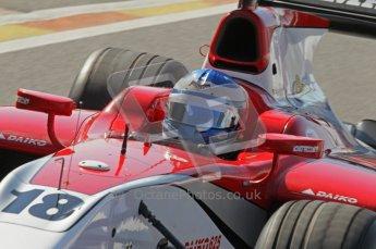 © Octane Photographic Ltd. 2011. European Formula1 GP, Sunday 26th June 2011. GP2 Sunday race. Michael Herck - Scuderia Coloni. Digital Ref:  0090CB1D9068