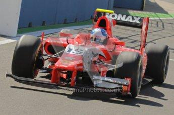 © Octane Photographic Ltd. 2011. European Formula1 GP, Sunday 26th June 2011. GP2 Sunday race. Jolyon Palmer - Arden International. Digital Ref:  0090CB1D9235