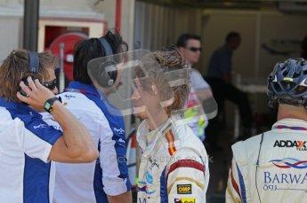 © Octane Photographic Ltd. 2011. European Formula1 GP, Sunday 26th June 2011. GP2 Sunday race. Charles Pic - Barwa Addax Team. Digital Ref:  0090CB1D9355